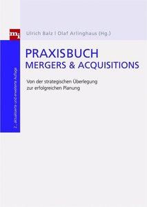 Praxisbuch Mergers & Acquisitions