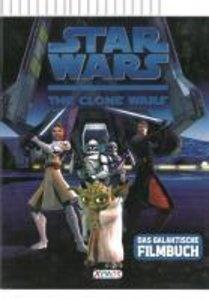 Star Wars The Clone Wars. Das galaktische Filmbuch