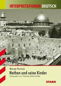 Mirjam Pressler: Nathan und seine Kinder Interpretationshilfe D