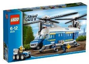 LEGO® City 4439 - Hubschrauber mit Doppelrotor