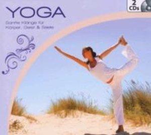 Yoga-Sanfte Klänge für Körper,Geist & Seele