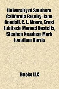 University of Southern California faculty
