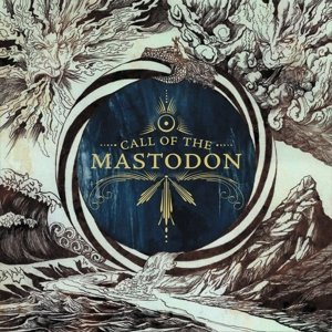 Call Of The Mastodon (Clear w Gold/Blue)