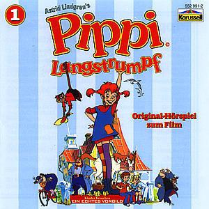 Pippi Langstrumpf - Hörspiel Zum Kinofilm 1