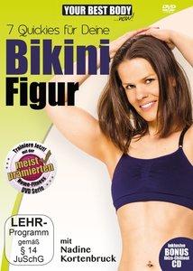 7 Quickies Für Deine Bikini Figur (DVD+CD)