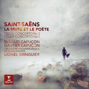 La Muse Et Le Poete (Violin-Cello-Konzerte)