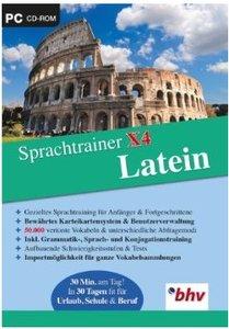 Lernen & Co - Sprachtrainer X4 Latein