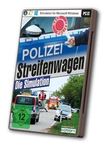 Polizei Streifenwagen - Die Simulation