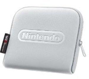 Nintendo 2DS - Tasche, silber