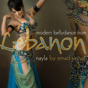 Modern Bellydance From Lebanon-Nayla