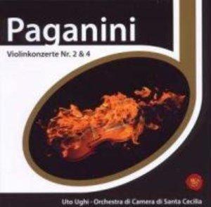 Paganini: Violinkonzerte 2 & 4