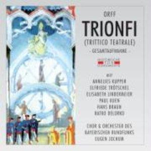 Trionfi (Trittico Teatrale)