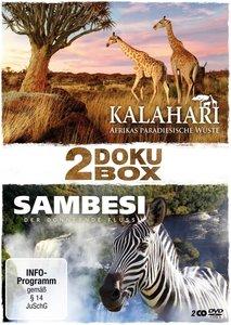 2-Doku-Box: Sambesi & Kalahari