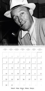 Legendary Actors (Wall Calendar 2015 300 × 300 mm Square)