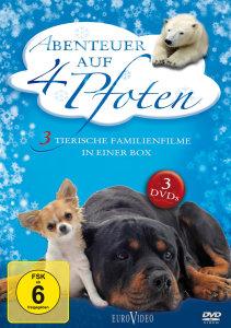 Abenteuer auf 4 Pfoten (DVD)