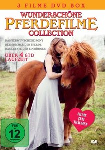 Wunderschöne Pferdefilme Collection