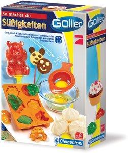 Clementoni Galileo So machst du Süßigkeiten