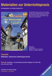 Fabian Lenk: Der Meisterdieb. Materialien zur Unterrichtspraxis