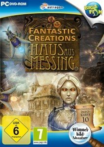 Fantastic Creations: Haus aus Messing