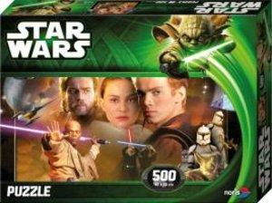 Star Wars - Episode 2/3 500tlg Puzzle Anakin