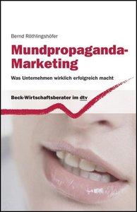 Mundpropaganda-Marketing