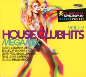House Clubhits Megamix Vol.3
