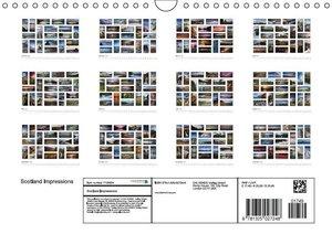 Scotland Impressions (Wall Calendar 2015 DIN A4 Landscape)