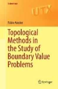 Topological Methods in the Study of Boundary Value Problems