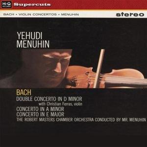 Violin Concertos in a minor and E major/Double Con