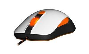 SteelSeries Kana V2 Gaming Mouse - White