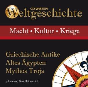 Griechische Antike/Altes Ägypten/Mythos Troja
