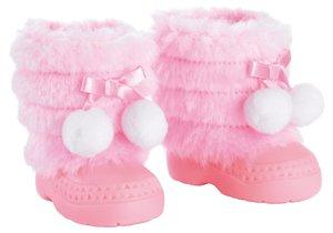 Bayer Design 73101 - Winterstiefel rosa für Puppen