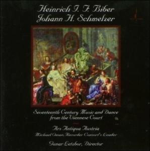 Musik und Tänze des Wiener Hof