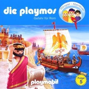 Die Playmos 05. Gefahr für Rom