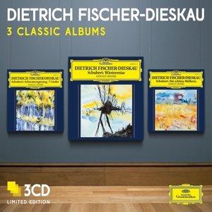 Fischer-Dieskau, D: Fischer-Dieskau-3 Classic Albums