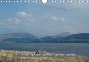 Scotlands landscape (UK Version) (Wall Calendar 2015 DIN A4 Land