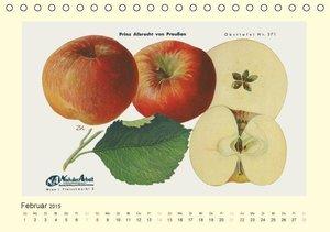 M. Laube, L: Alte Apfelsorten für Allergiker (Tischkalender