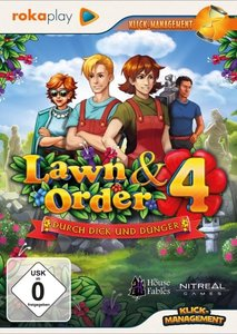 rokaplay - Lawn & Order 4: Durch Dick und Dünger
