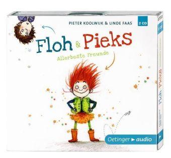 Floh & Pieks. Allerbeste Freunde (2 CD) - zum Schließen ins Bild klicken