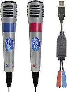 Speedlink SL-4473-DSDS Mikrofon Set DSDS - für PS2® und PS3®