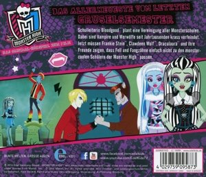 Monster High: Monster- oder Musterschule
