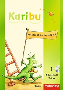 Karibu A und B. Arbeitshefte. Bayern