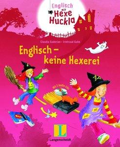 Englisch - keine Hexerei - Buch mit 2 CDs