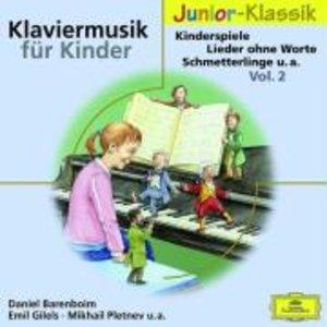 Klaviermusik für Kinder Vol. 2