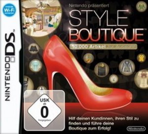 Nintendo Pres. Style Boutique