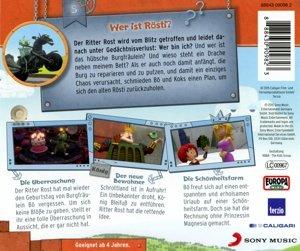 Hörspiel zur TV-Serie - 05/Wer ist Rösti?