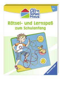 Mein Lern-Spiel-Haus: Rätsel- und Lernspaß zum Schulanfang