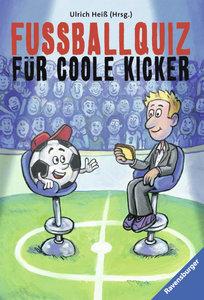 Fußballquiz für coole Kicker