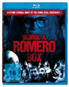 George A.Romero Box (Blu-ray)