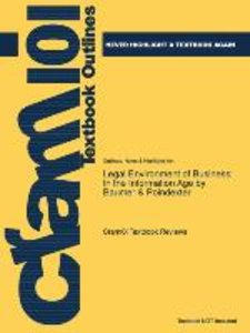 Outlines & Highlights for Legal Environment of Business